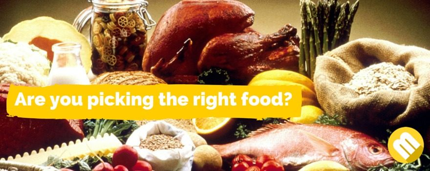 Are you eating the right diet to lose weight?