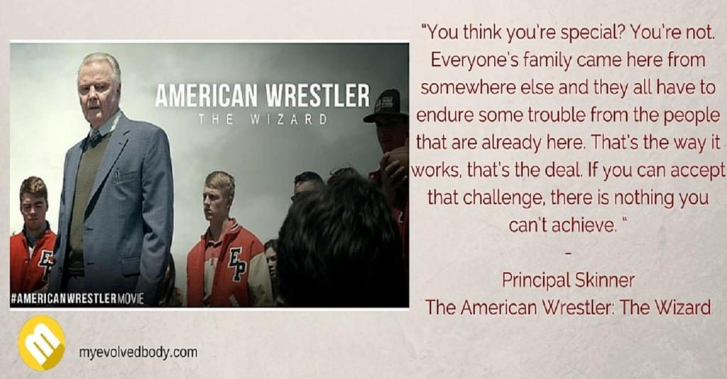 American Wrestler The Wizard Movie