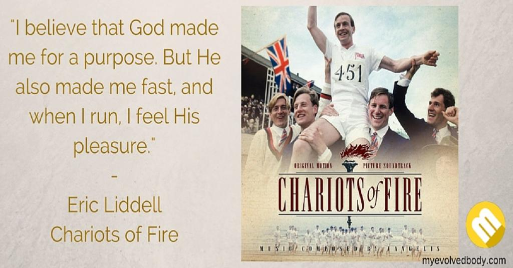 Chariots of Fire Movie quotes