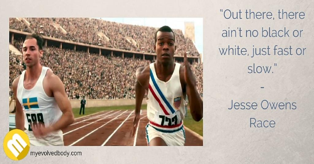 Race Movie quotes