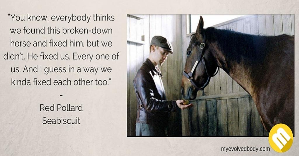 Seabiscuit Movie quotes