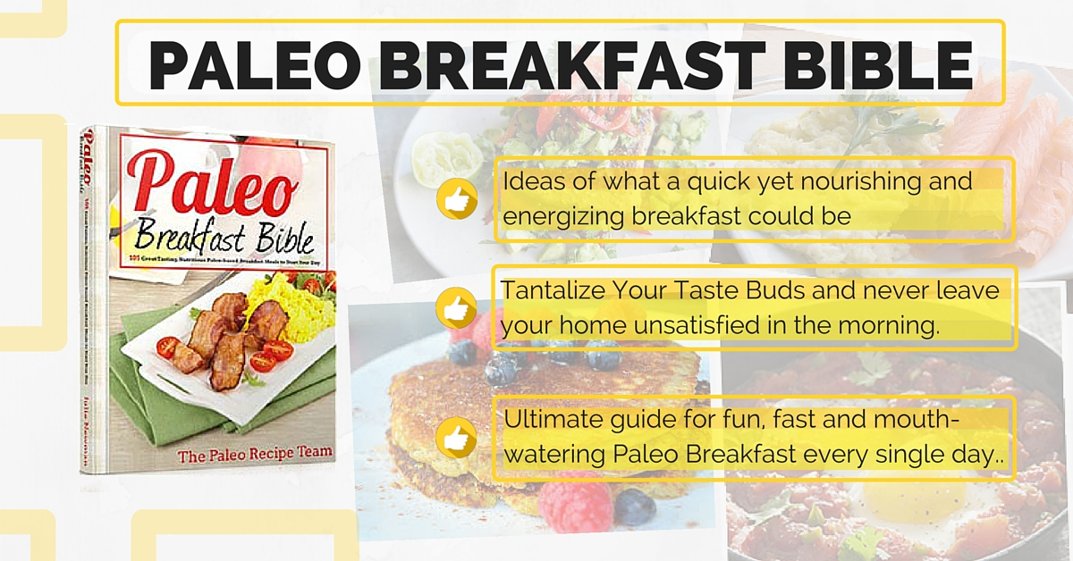 Paleo Breakfast Bible