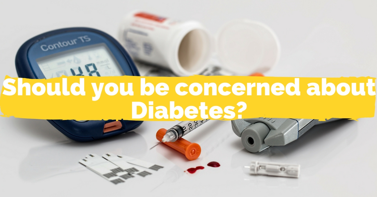 people in high risk of having diabetes