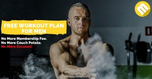 free workout plans for men
