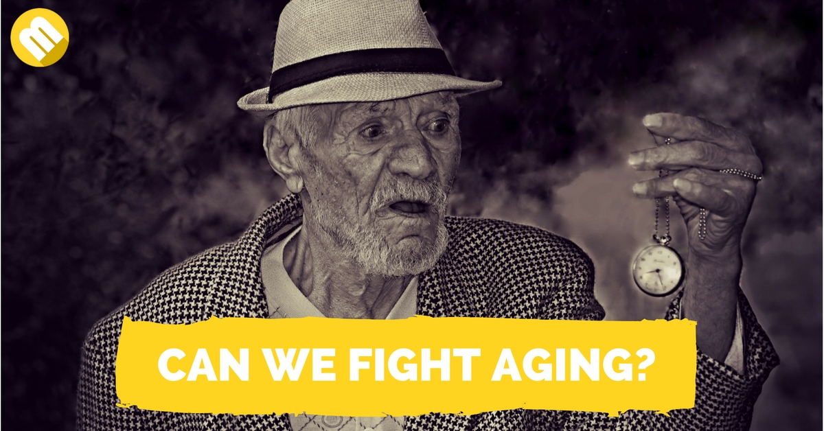 Fight aging the netural way